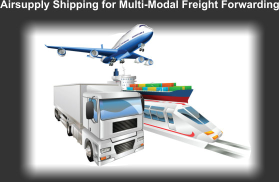 multi-modal freight forwarding